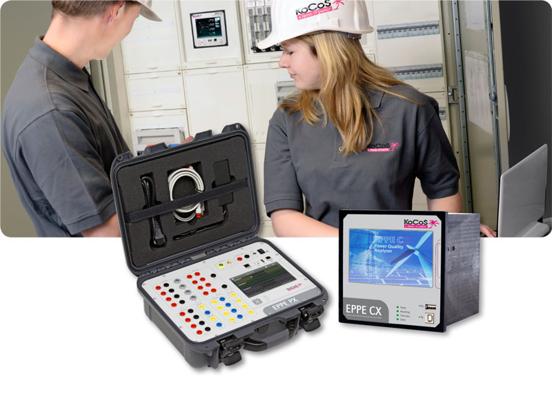 Power quality analysers - EPPE