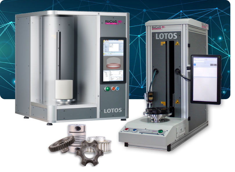 3D measurement and inspection - LOTOS