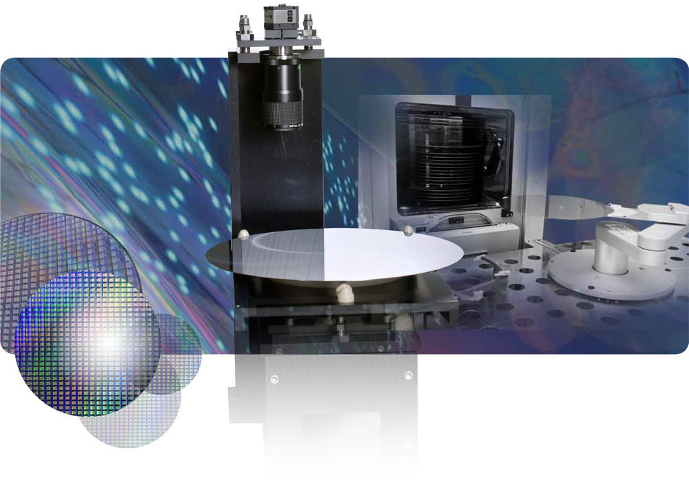 Wafer edge profile measurement - WATOM